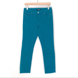 White House Black Market Slim Leg Pants Size 2